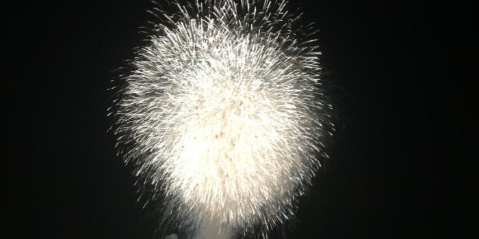 江戸川区花火大会 無事に終了しました!